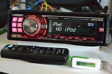 AUTORADIO Alpine CDE-9882Ri USB/i-Pod/CD-MP3/Tuner-RDS