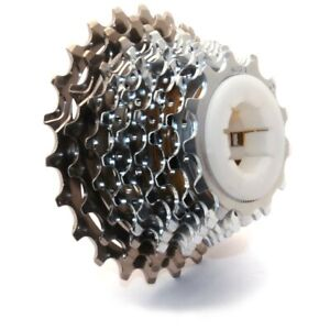 New Campagnolo Record 9 Speed 13-23T Cassette for Road Bike