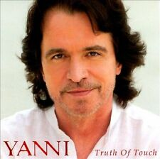 Truth of Touch CD Yanni MINT Contemporary New Age RARE 2011