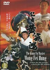 The Kung Fu Master Wong Fei Hung TV Series 33eps-Can/Man Audio-Eng/Chi Subtitles