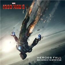 O.S.T. IRON MAN 3 HEROES FALL CD EDIZIONE LIMITATA NUOVO SIGILLATO !!