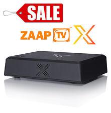 ZAAPTV X IPTV HD Récepteur Box pour Grecque/Greek émetteur canaux