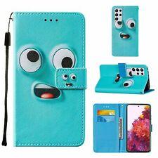 Samsung Galaxy S21 Ultra Hülle Case Handy Cover Schutz Tasche Schutzhülle Blau