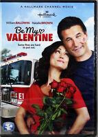 Be My Valentine NEW DVD Hallmark Channel Movie William Baldwin Natalie Brown