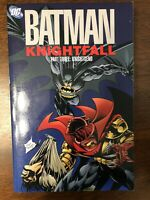 Batman Knightfall Part 3 Knightsend DC Comics TPB 1994 Unread