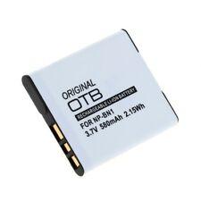Original OTB Accu Batterij Sony Cybershot DSC-TX55 - 3.7V 580mAh Akku Battery