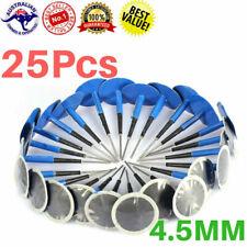 25x Universal Car Truck Tire Puncture Repair Wired Plug 4.5 Mushroom Patch 25Pcs