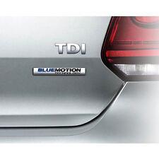 Etiquetas universales Bluemotion Azul Emblema Insignia De Cola Trasera Adhesivo Para VW Golf s77