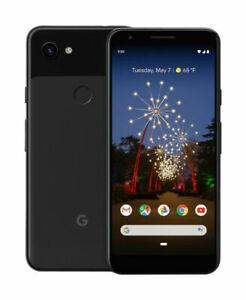 Google Pixel 3a - 64GB - Just Black (Verizon) (Single SIM)
