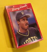 50) BARRY BONDS Pittsburgh Pirates 1990 Donruss Baseball LOT Card #126