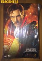 Ready! Hot Toys MMS484 Avengers Infinity War Doctor Strange Benedict Cumberbatch