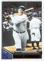 2011 Topps Lineage #100 Babe Ruth