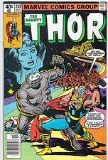 Thor #289 Bronze Age Marvel Comics US CENT COPY Roy Thomas VF