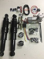 Harley Touring Adjustable Air Ride Suspension Kit 2020-down Lowering FL Airmaxxx