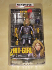 Kick Ass 2 Series 2 Unmasked 7 inch Action Figure Hit-Girl 2013 New