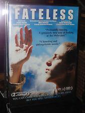 Fateless (DVD) Lajos Koltai, Imre Kertesz, Ennio Morricone, Eng Sub! BRAND NEW!