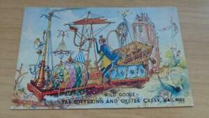 AG984: Postcard - Festival of Britain 1951 - Wild Goose- Far Tottering & Oyster
