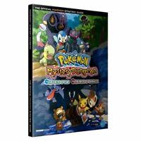 Pokemon Mystery Dungeon Explorateurs Del Temps 'Oscurita' Conduite Stratégiques