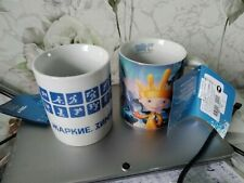 New Great  2 Olympics Souvenir Cup Sochi 2014