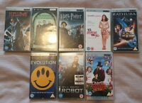 Sony PSP UMD Video Films - Job lot of x 8 All Tested and Working Matrix Hellboy
