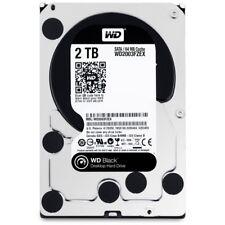 Western Digital 2000GB (2TB) 7200rpm SATA-III 6Gbps 64MB Cache WD2003FZEX Black