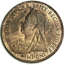 More details for 1899 half penny a.unc collectable grade ref:e28
