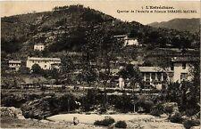 CPA  L'Estréchure -Quartier de l'Ardaille et Filature Sabadel-Maurel  (299731)