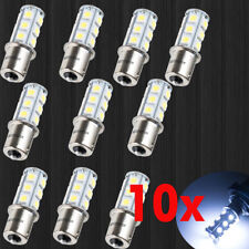 New 10x 1156 BA15S 18SMD 5050 LED Car Turn Backup Indicator Signal Light Bulbs
