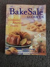 Bake Sale Cookbook, Sally Sampson, Paperback