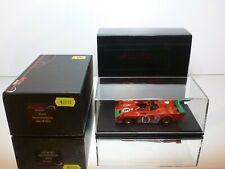 RED LINE MODELS RL021 FERRARI 312 PB #16 LE MANS 1973 - RED 1:43 - MINT IN BOX