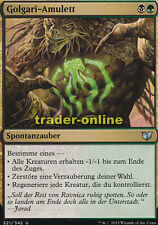 Golgari-amulette (Golgari Charm) Commander 2015 Magic