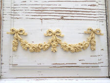 ARCHITECTURAL FURNITURE APPLIQUE WOOD RESIN  *NEW*