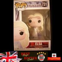Funko Pop! Elsa 731 Frozen 2 Disney Vinyl Figure NEW