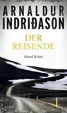"""Krimi, """" Der Reisende """", Arnaldur Indridason, Taschenbuch"""