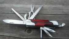 NRA HEAVY DUTY OUTDOOR SURVIVAL/CAMPING POCKET MULTI-TOOL.