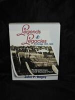 Anchorage Alaska Pioneers Legends & Legacies 1910-1935 Biographies John Bagoy