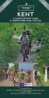 Kent: Cycling Country Lanes & Traffic Free Family Routes (Goldeneye Cyclinguides