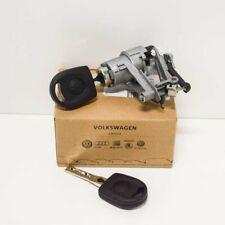 Volkswagen Golf Lupo Trunk Lock Cylinder With Keys 1J6827297G NEW GENUINE