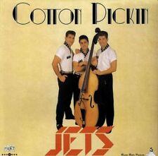 "JETS ""Cotton Pickin"" ---rare Rockabilly LP --- neu"