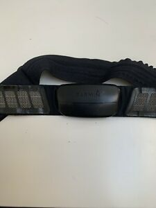 Garmin hRM3-SS HRM Heart Rate Monitor Chest Strap - Black Ant+
