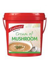 Continental Cream Of Mushroom Gluten Free Soup 1.8kg