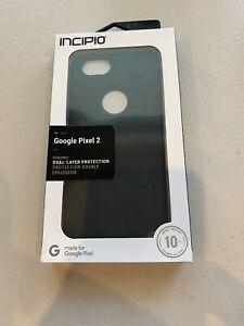 Incipio DualPro Series Case For Google Pixel 2 - Black