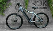 ROK Ebike Electric Mountain Bike 36V Li-ion Pack Kit For Speed Charging Scooter