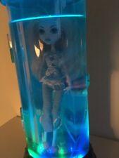 Monster High Wassertank Lagoona Blue Schlafen Super Zustand!