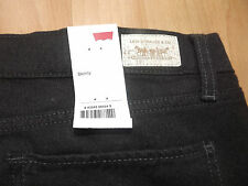"LEVIS 524 SUPERLOW SKINNY W38""L32"" DARK GREY(ORIGINAL) 193"