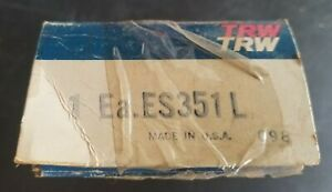 TRW ES351L Steering Tie Rod End - Free Shipping!