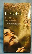 Factory Sealed! Fidel [VHS], Alejandra Gollas, Manuel Sevilla, David Attwood
