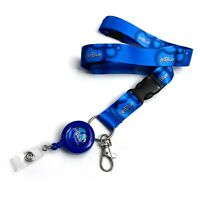 Jetblue Airways Logo Lanyard Set