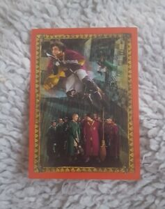Harry Potter And The Chamber Of Secrets Sticker Panini Album collectable magic