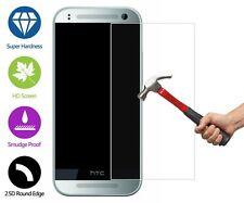 100% Genuine Tempered Glass Screen Protector Cover for HTC ONE MINI 2 (M8 MINI)